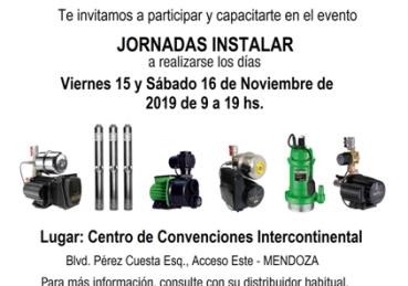 Rowa Capacita - Instalar Mendoza - Noviembre